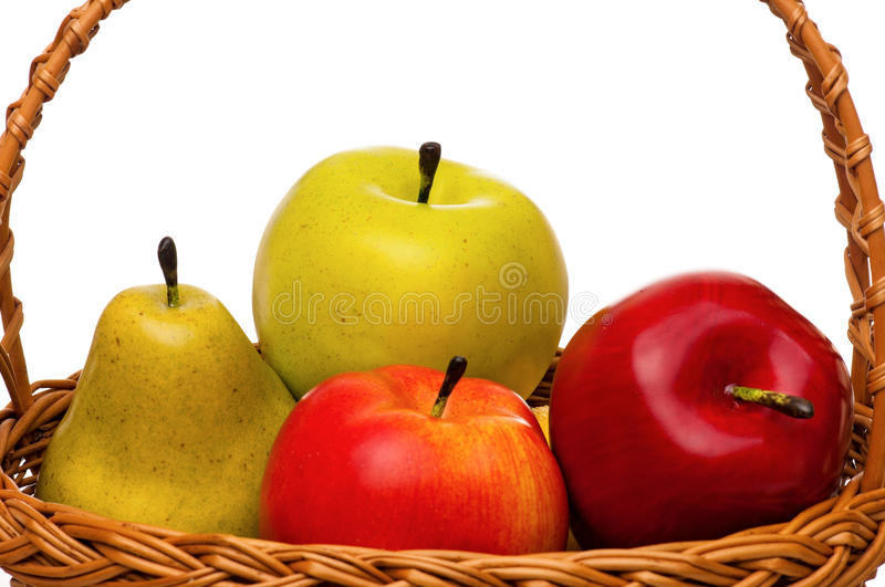 Artificial Fruit Royalty Free Stock Image