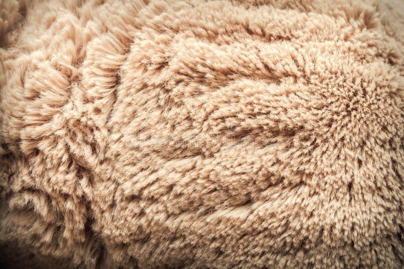 Artificial fur textures royalty free stock photos