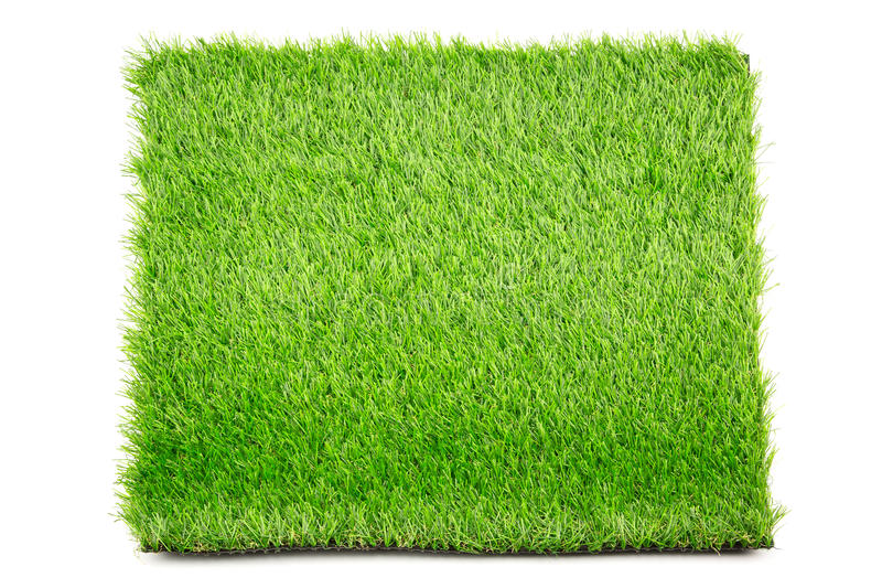 Artificial grass royalty free stock photography