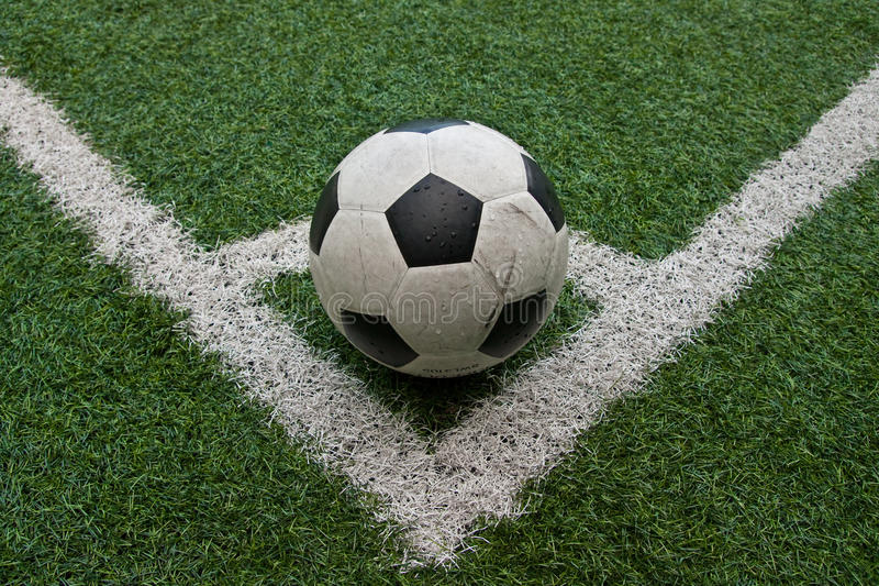 Download Artificial Grass Soccer Field Royalty Free Stock Photos - Image: 14195268