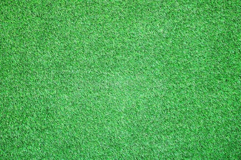 Artificial grass textures background for golf course. Green artificial grass textures background for golf course, soccer field stock photo