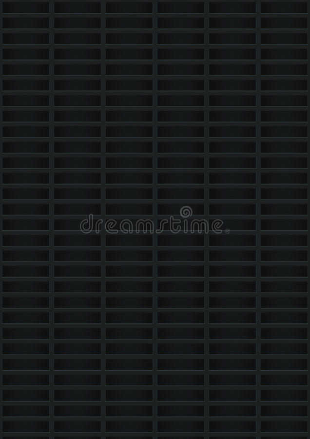 Artificial perforated metal plate royalty free stock images