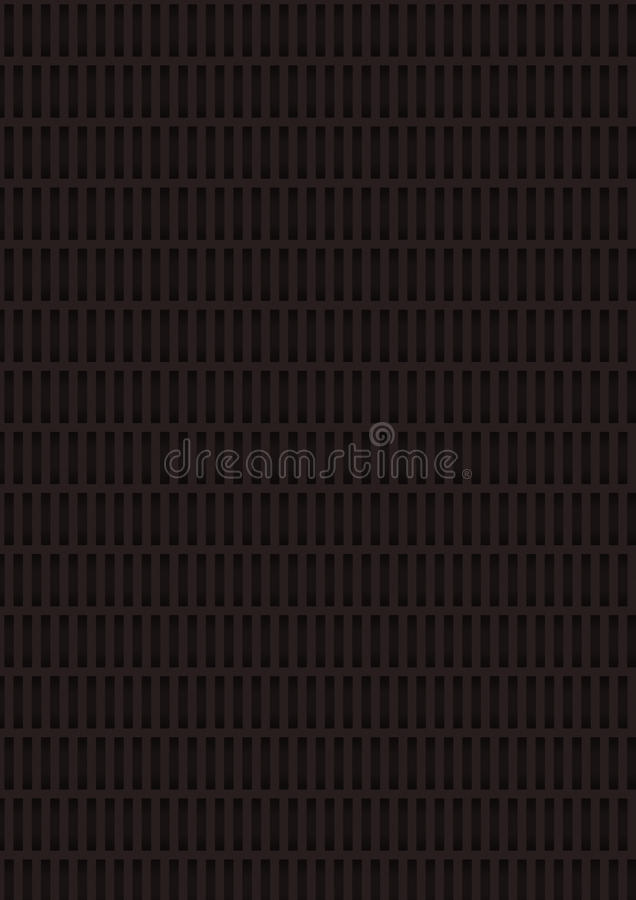 Artificial perforated metal plate royalty free stock photography