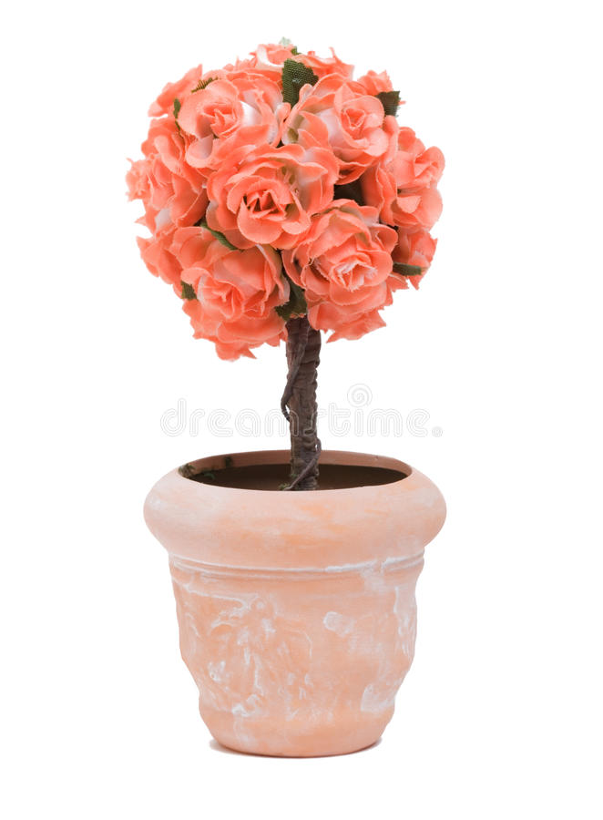 Artificial plant royalty free stock images