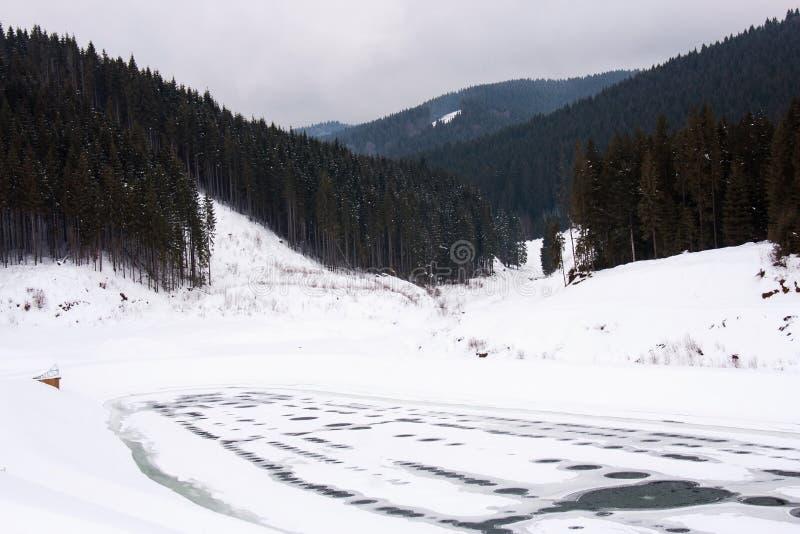 Download Artificial pond stock photo. Image of pond, ukraine, bukovel - 34212888