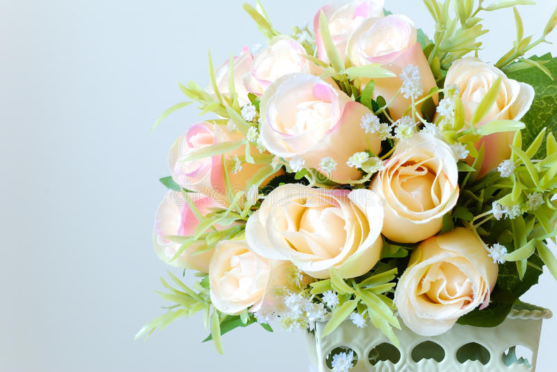 Download Artificial rose stock photo. Image of romance, floral - 28308396