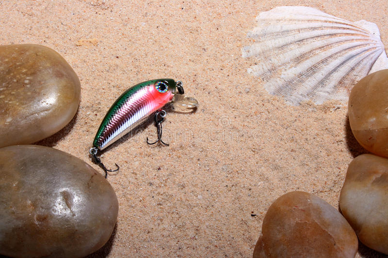 Download Artificial small fish stock photo. Image of hobbies, leisure - 11500578