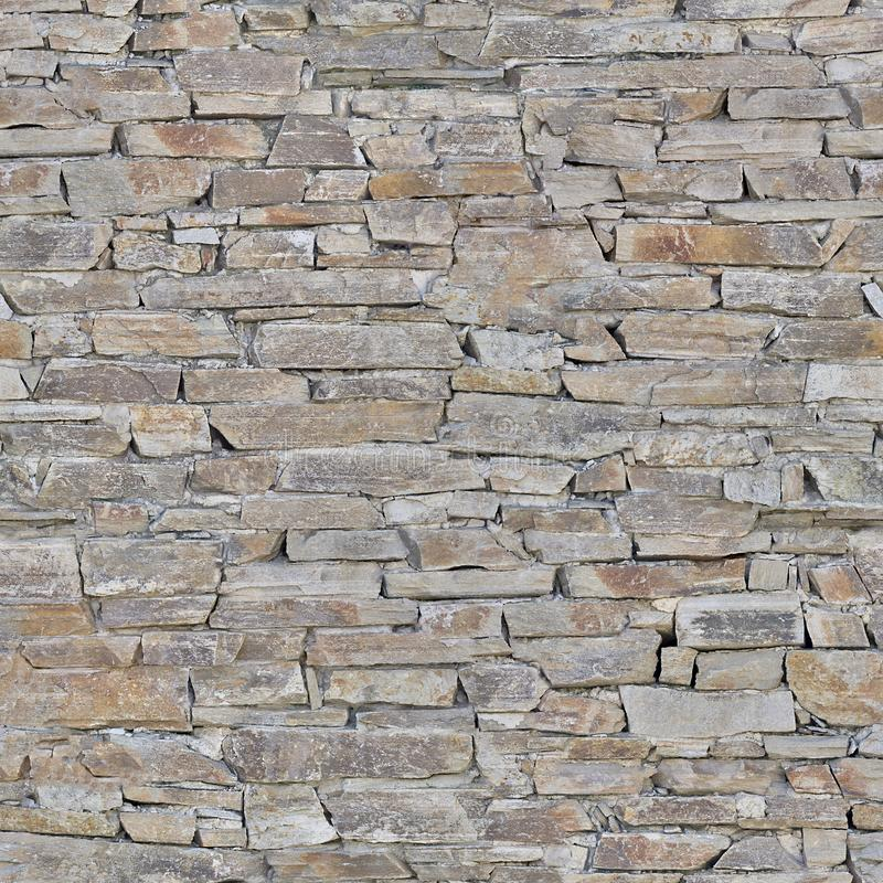 Artificial stone for the interior and facade of the house.Texture or background. Artificial stone for decoration and interior design.Texture or background royalty free stock image