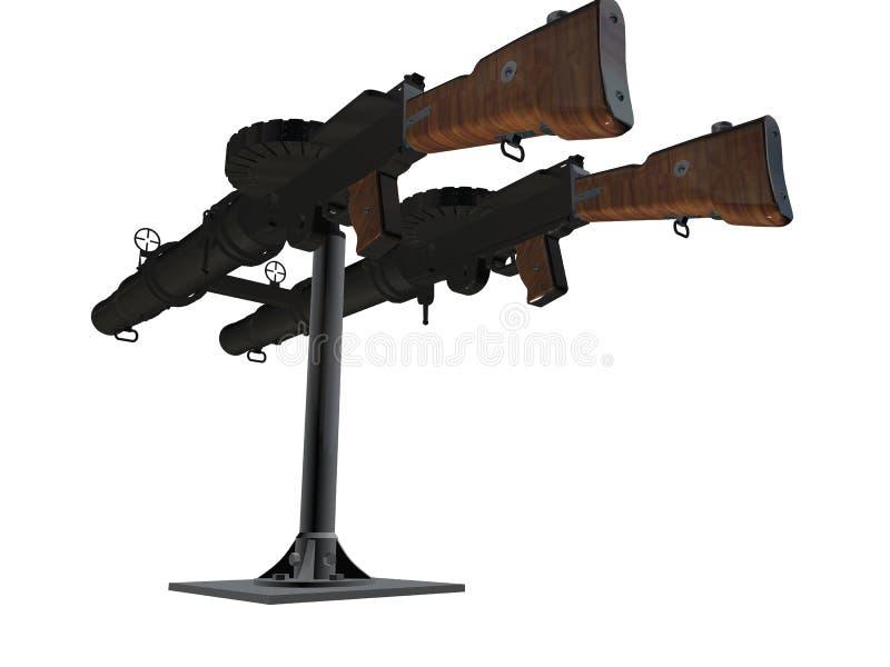 Artillería Imagen de archivo