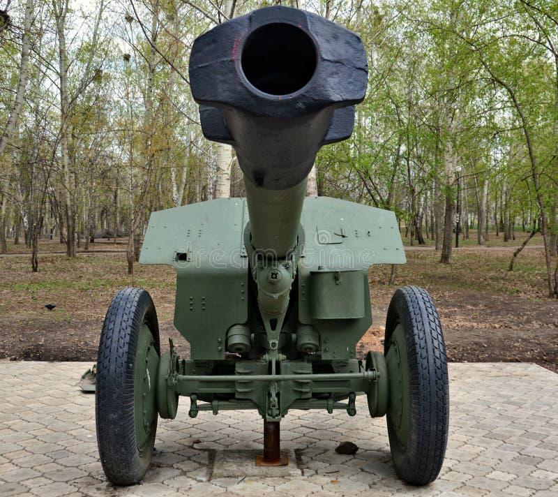 artillerie stockbilder