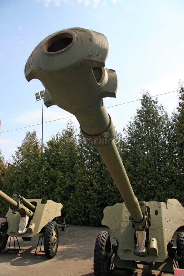 Artillerie images libres de droits