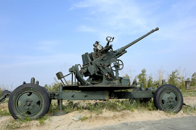 Download Artillery stock photo. Image of military, anti, security - 12782402