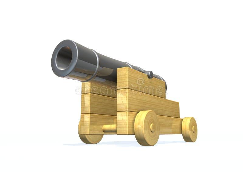 Download Artillery stock illustration. Illustration of chancellorsville - 16080860