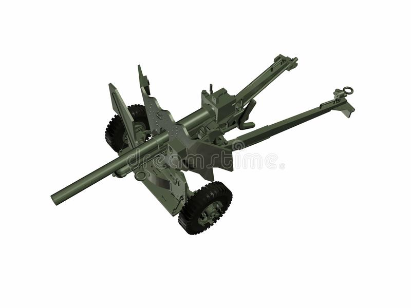 Artillery Royalty Free Stock Images