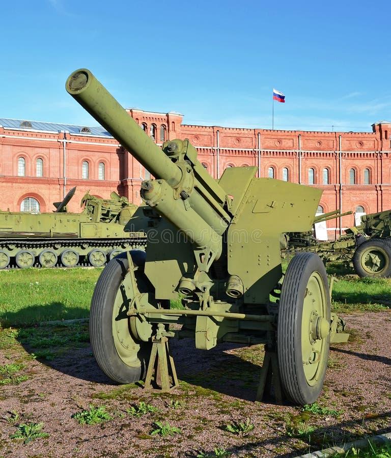 Download Artillery antitank gun stock photo. Image of conflict - 22314748
