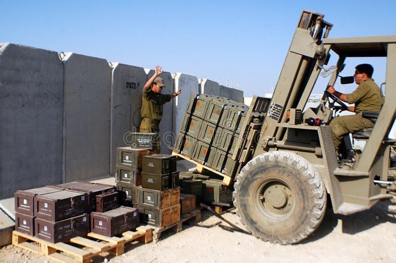 Artillery Corps - Israel stock photos