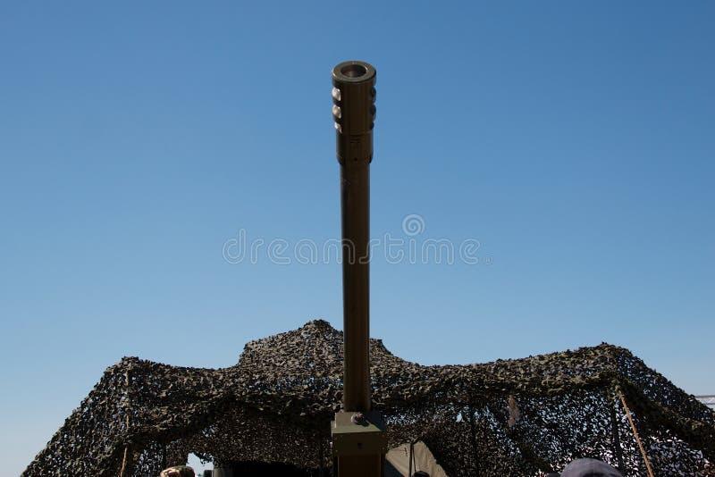 Artillery Gun Stock Photography
