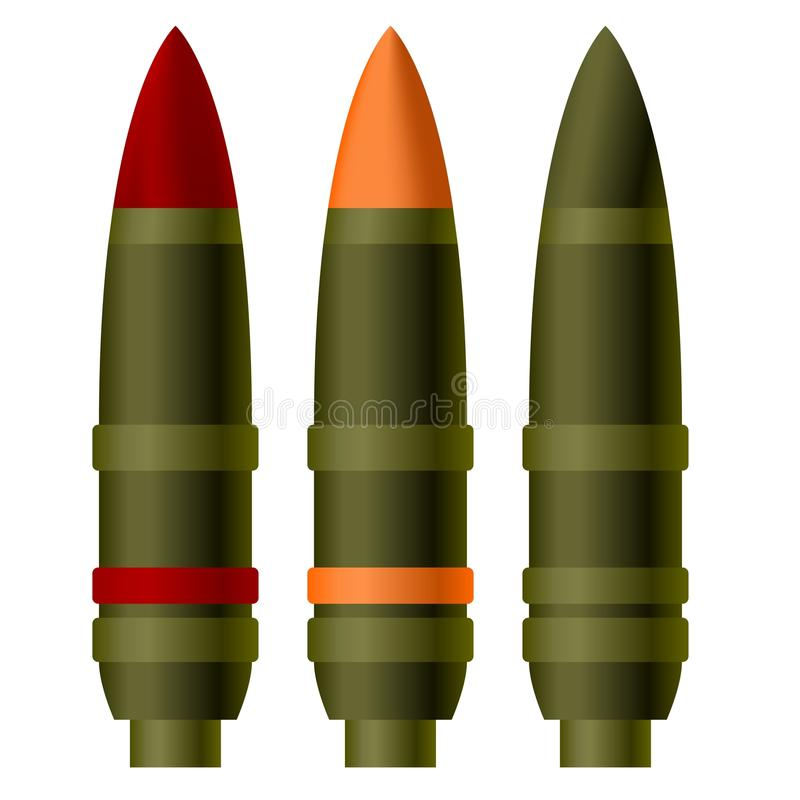 Download An Artillery Shell Stock Images - Image: 31771484