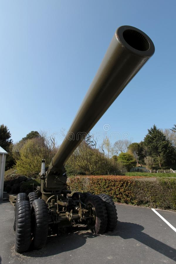 Artillery From War Stock Image
