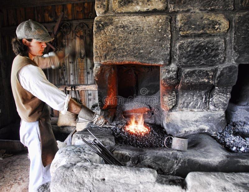 Artisan, Ash, Burn stock image