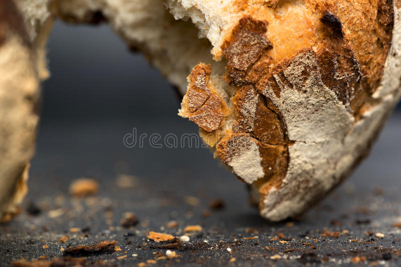 Artisan bread royalty free stock photo