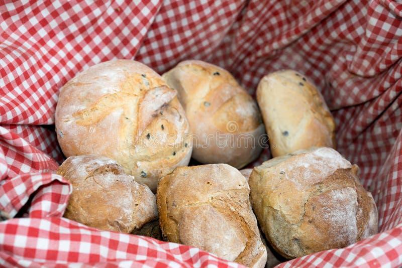 Artisanaal brood stock fotografie
