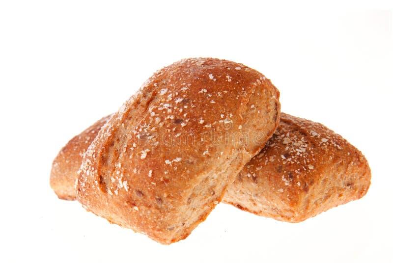 Artisanale broodjes stock fotografie