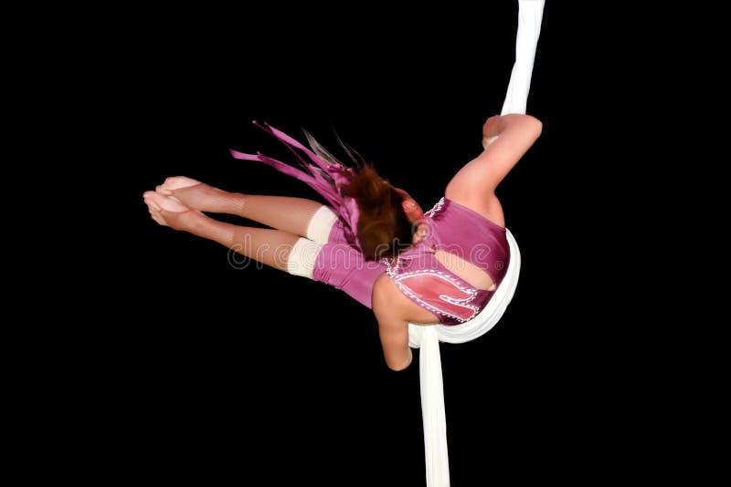 Artista del circo imagenes de archivo