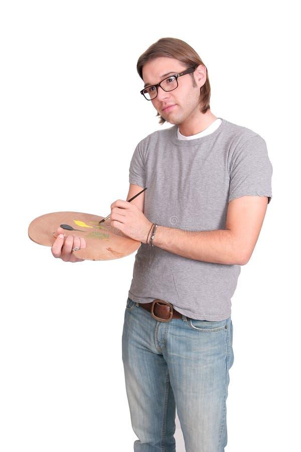 Artista masculino fotos de stock