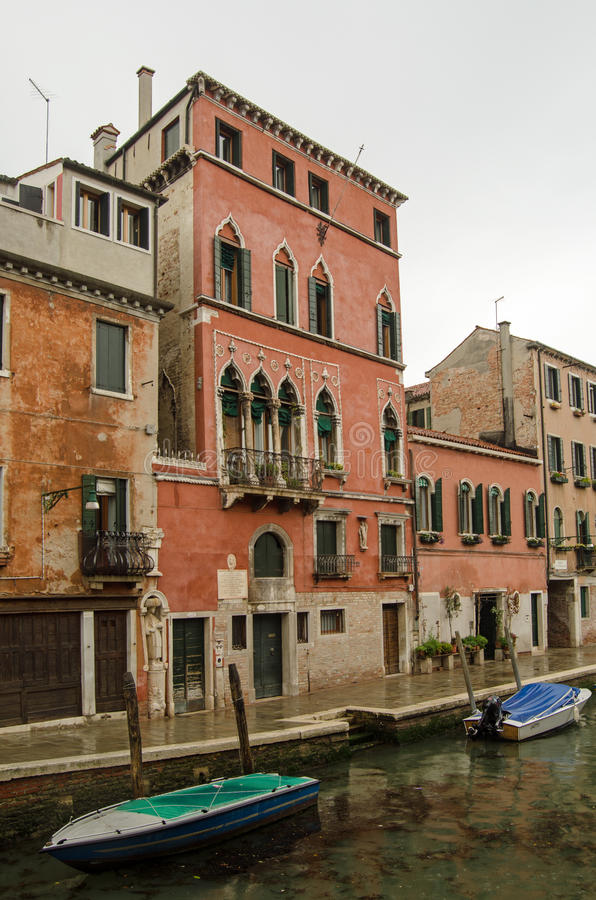 Artiste Tintoretto Historic Home photo stock