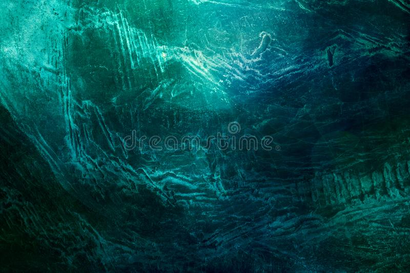 Abstract Artistic Smooth Colorful Foggy Galactic Texture ...