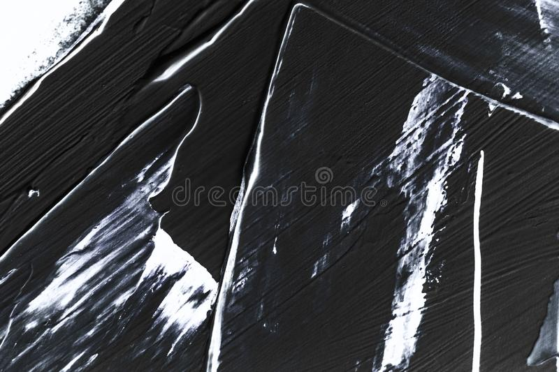 Artistic abstract texture background, white acrylic paint brush stroke, textured ink oil splash as print backdrop for luxury stock images