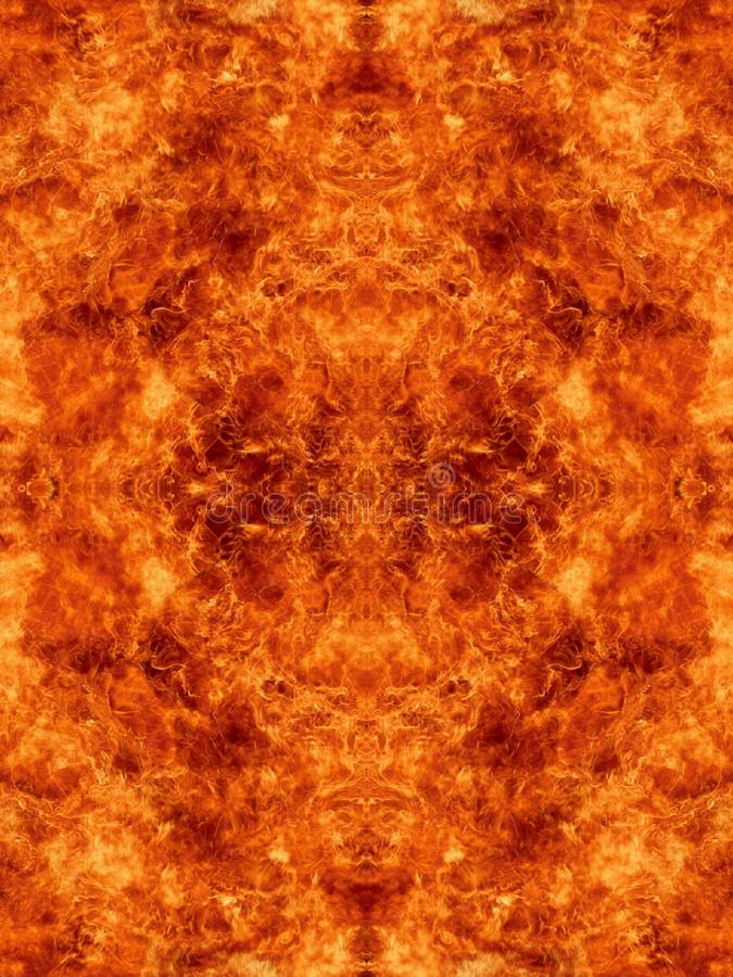 Abstract artistic glorifying fiery energetic artwork as a unique background royalty free stock image