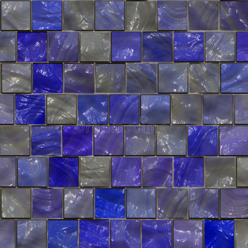 Artistic Ceramic Tile Royalty Free Stock Photo