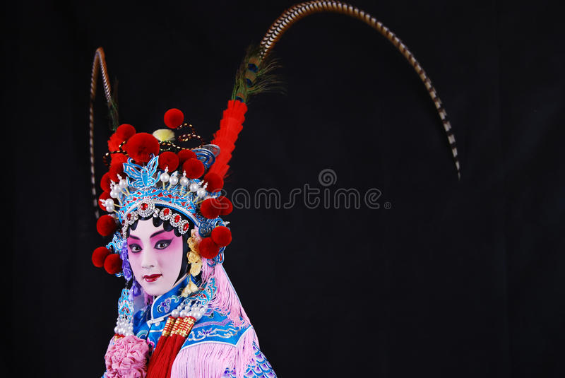 Download Artistic Charms Of Peking Opera Stock Image - Image of history, beijing: 12620297