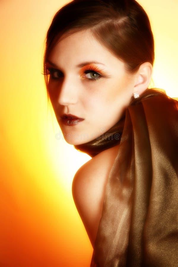 artistic cosmetics στοκ εικόνα