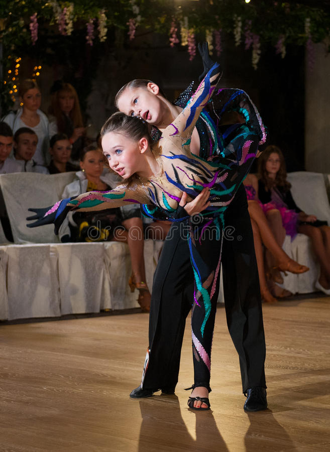 Download Artistic Dance Awards 2012-2013 Editorial Stock Photo - Image of caucasian, championship: 34974403