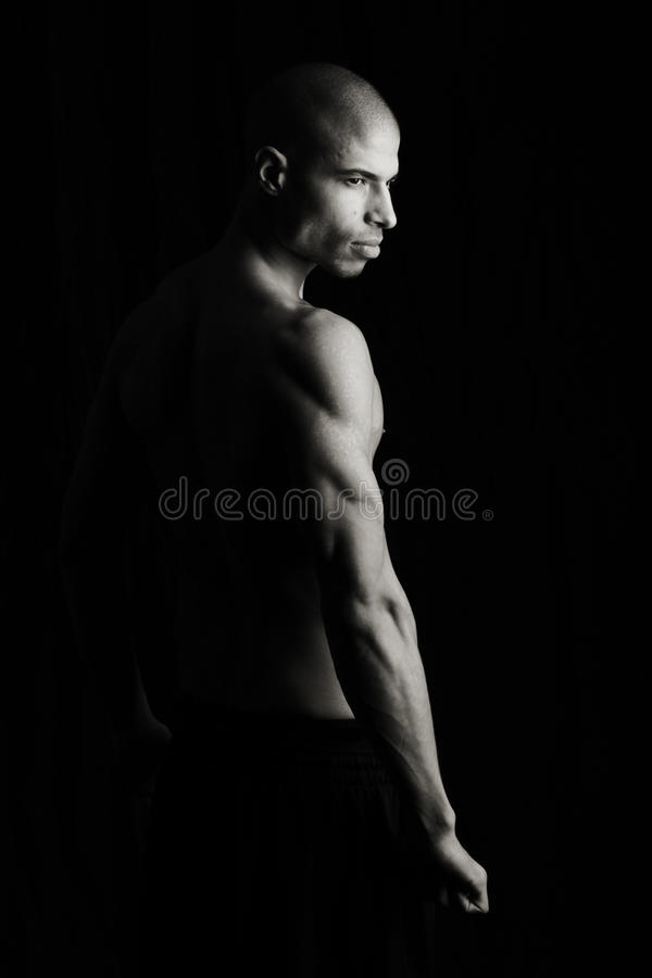 Artistic Fitness royalty free stock images