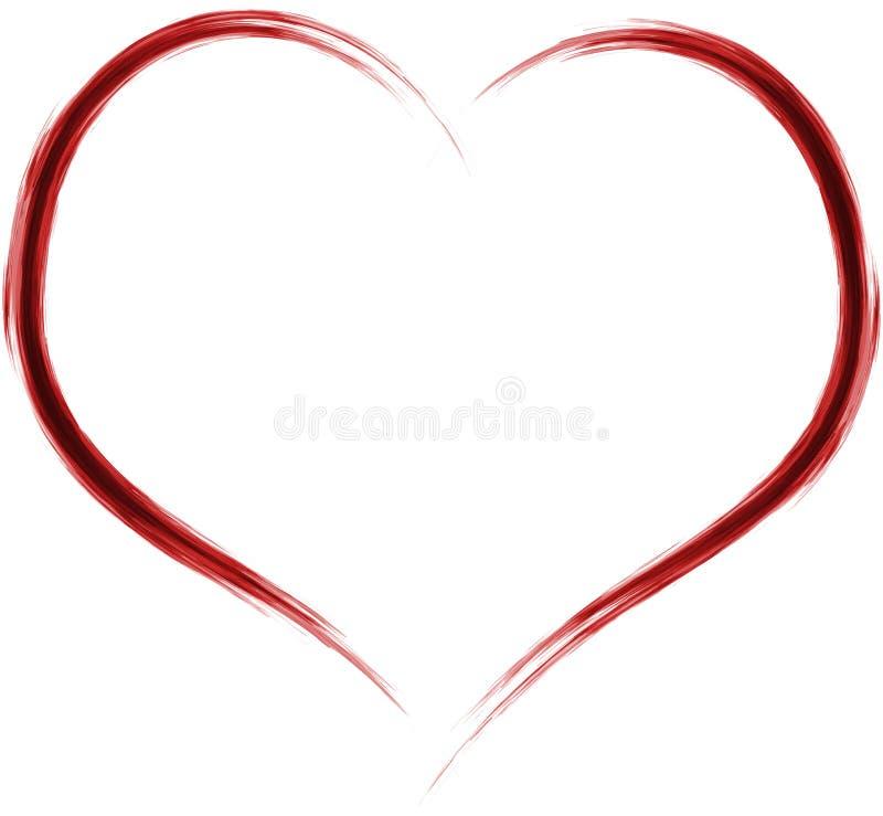 Download Artistic heart stock vector. Illustration of celebration - 21466726