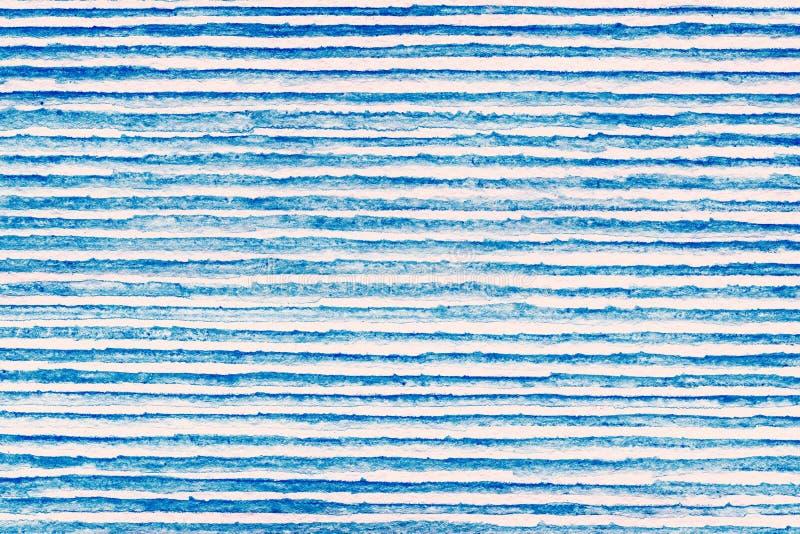 Artistieke waterverf gestreepte achtergrond voor uw royalty-vrije stock afbeeldingen