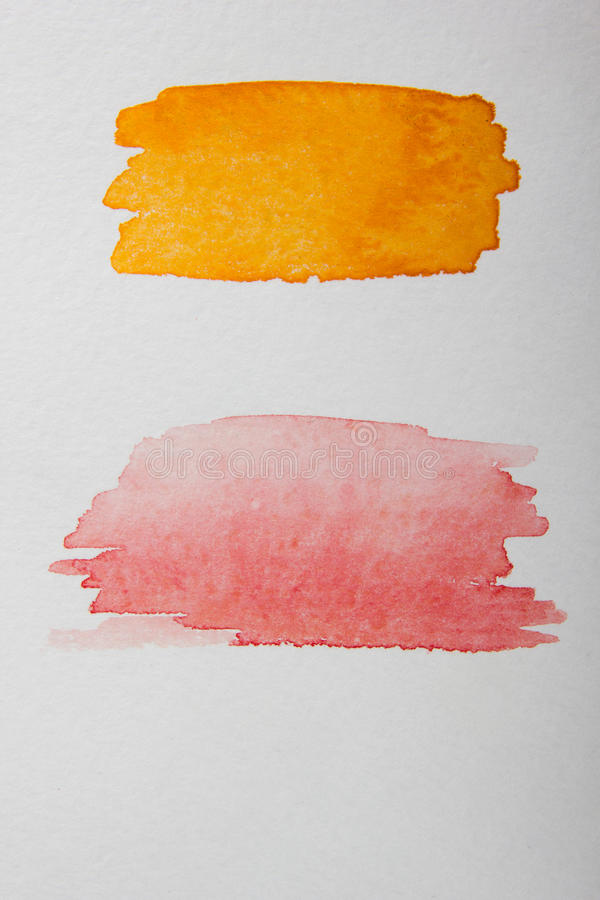 Artistique, artiste, art Pinceaux utilisés d'artiste sur le fond en bois photos libres de droits