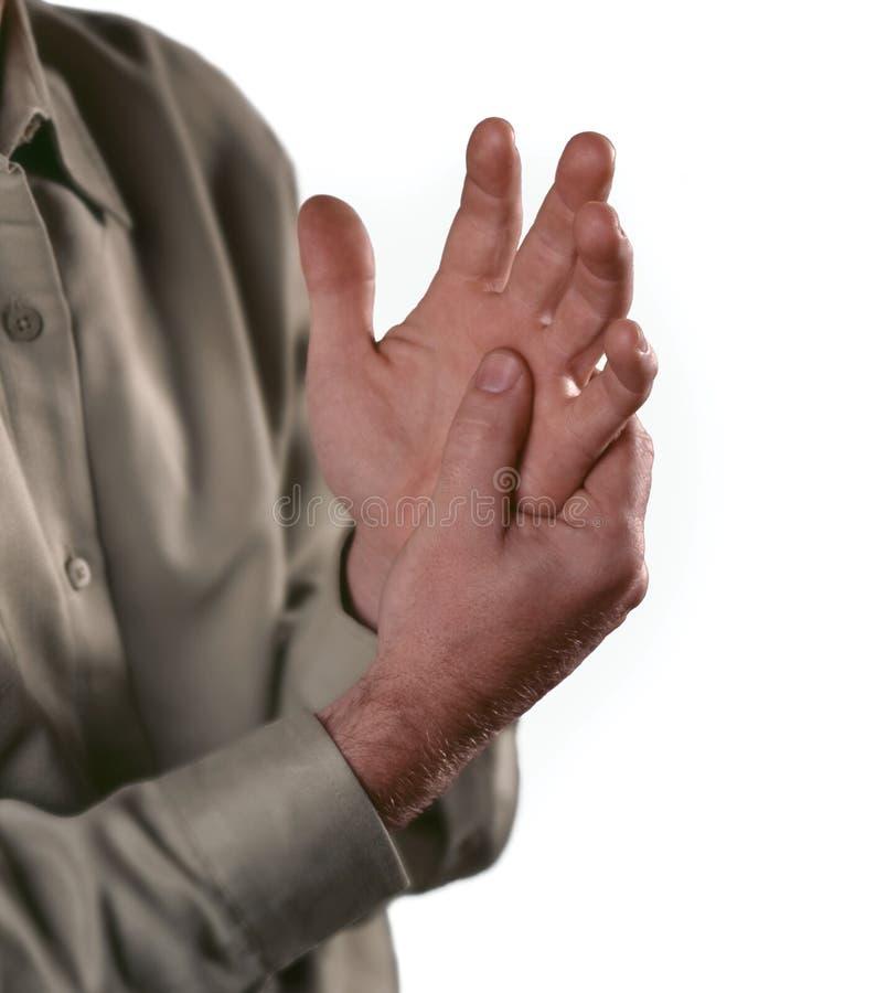 Artritis fotografía de archivo