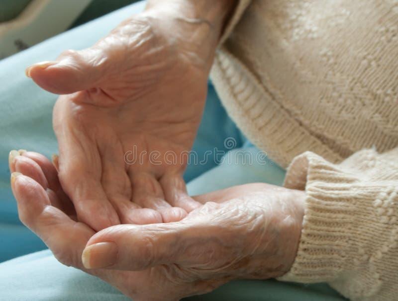 Artritis de Rheumtoid fotos de archivo