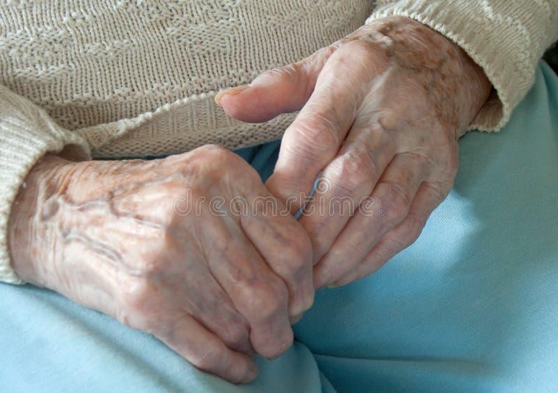Artritis reumatoide imagen de archivo libre de regalías