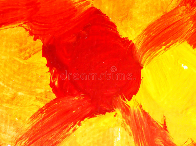 Arts of color painting background abstract water acrylic royalty free stock images