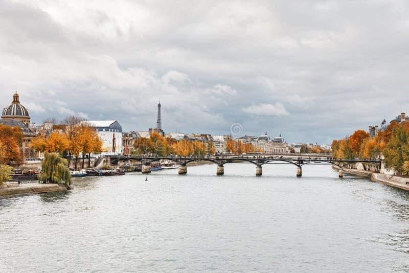 Arts de DES de Pont à Paris image libre de droits