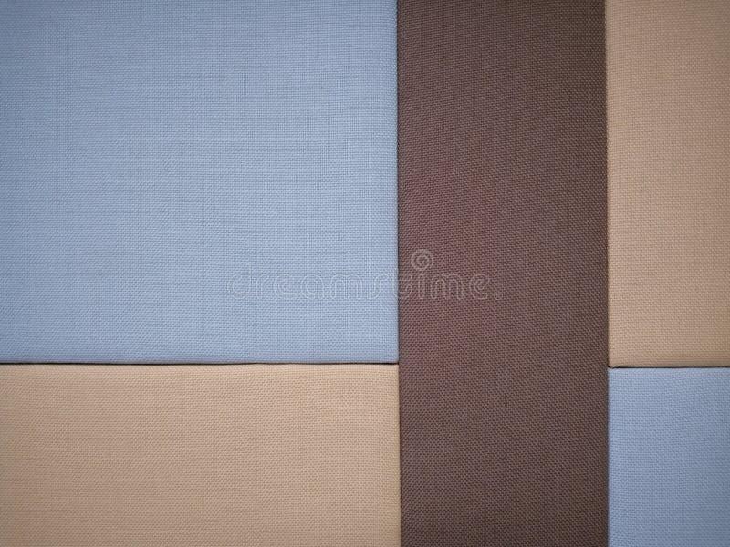 Arts et architecture, conception de décor de mur, conception de tissu, formes et formes photographie stock