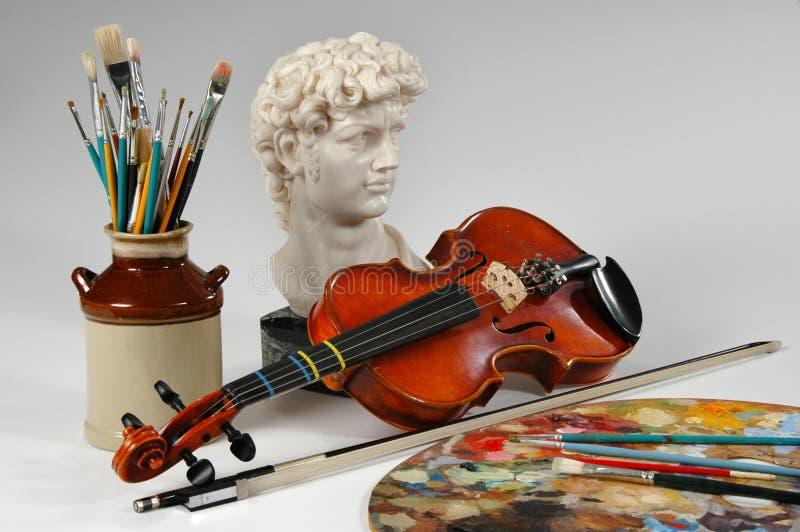 Download The Arts Metaphor stock image. Image of beautiful, vintage - 2865695