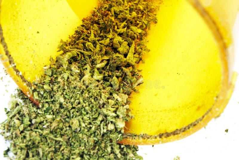 Arts Prescribed Cannabis, Medische Marihuana stock foto's