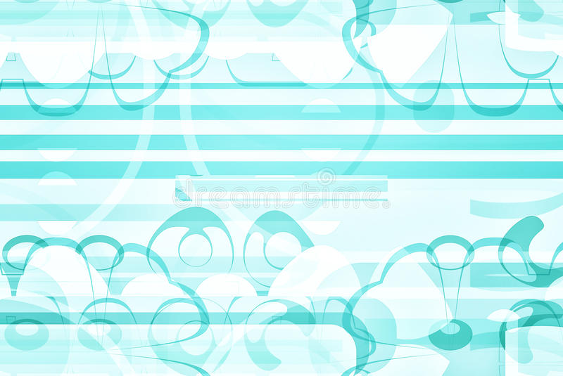 Artsy blue and white design paper royalty free stock image